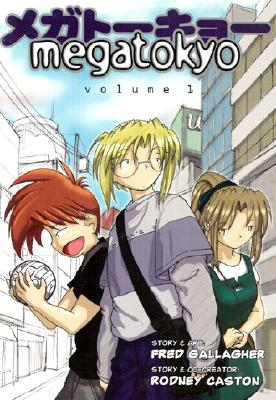 Image for Megatokyo Vol 1 Chapter Zero