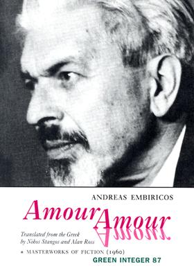 Image for Amour Amour (Green Integer)