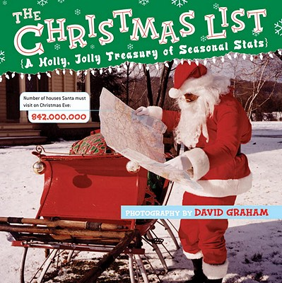 The Christmas List (A Holly, Jolly Treasury of Seasonal Stats), Rekulak, Jason; Joslow, Aaron; Shenk, Jennifer