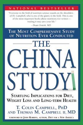 The China Study, PhD, Thomas Trainor.