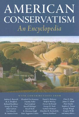 Image for American Conservatism: An Encyclopedia