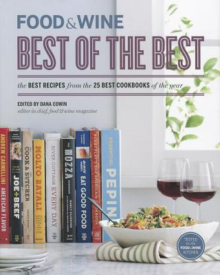 Image for Food & Wine: Best of the Best Cookbook Recipes