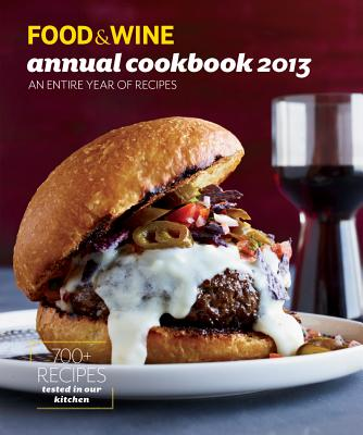 Image for Food & Wine Annual Cookbook 2013
