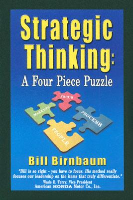 Image for Strategic Thinking: A Four Piece Puzzle