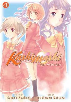 Kashimashi, Volume 4, Satoru Akahori