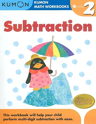 Image for Grade 2 Subtraction (Kumon Math Workbooks)