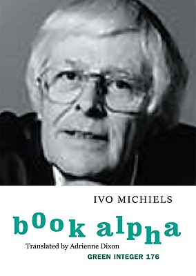 Book Alpha (Green Integer), Michiels, Ivo