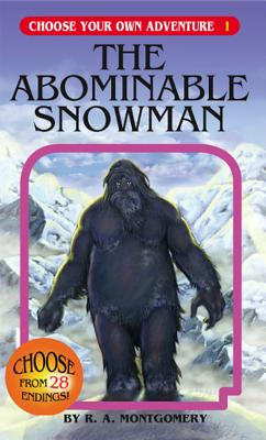 Image for The Abominable Snowman (Choose Your Own Adventure #1)