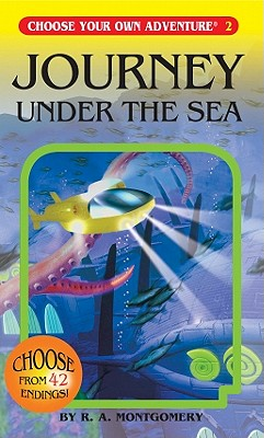 Image for Journey Under the Sea (Choose Your Own Adventure #2)