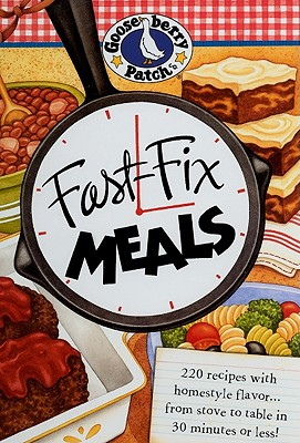 Image for FAST-FIX MEALS COOKBOOK