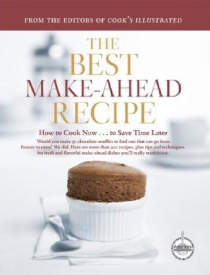 Image for BEST MAKE-AHEAD RECIPE