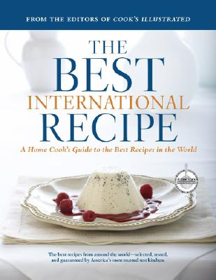 Image for The Best International Recipe