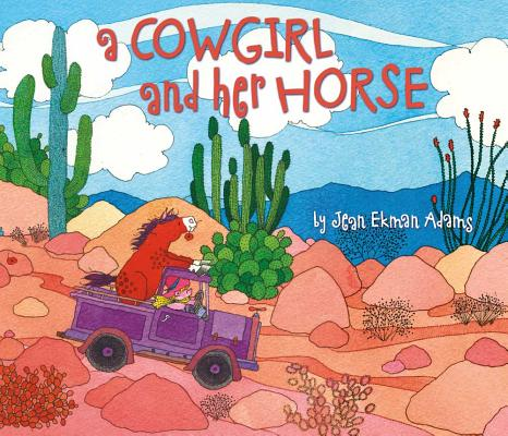 Image for A Cowgirl and Her Horse