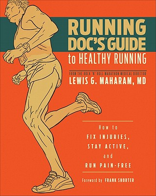 Image for Running Doc's Guide to Healthy Running