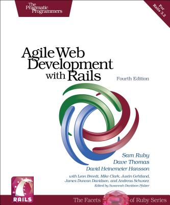 Image for Agile Web Development with Rails 3.2 (Pragmatic Programmers)