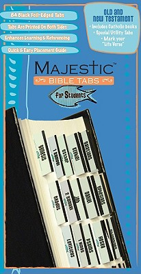 Majestic Bible Tabs for Students, Na, Na