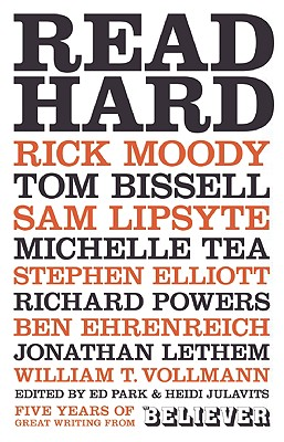 Image for Read Hard: Five Years of Great Writing from the Believer