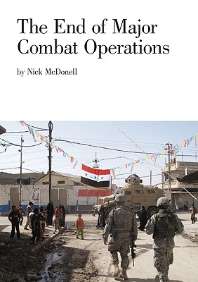 Image for The End of Major Combat Operations