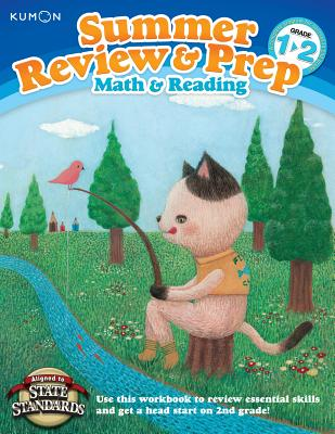 Image for Summer Review & Prep: 1-2: Math & Reading