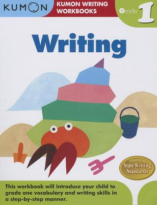 Writing, Grade 1, Kumon Publishing