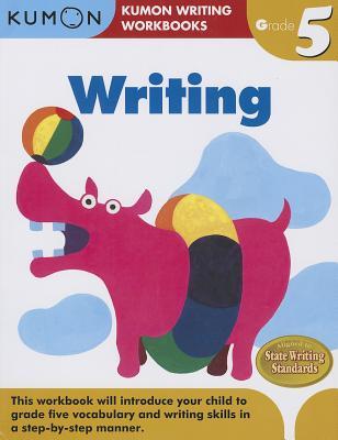 Image for Writing Grade 5