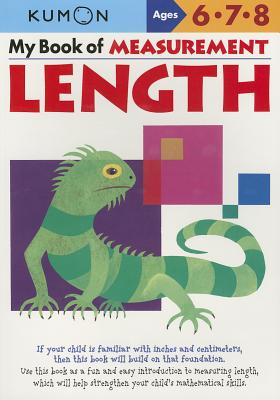 Image for Kumon My Book of Measurement: Length