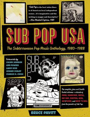 Image for Sub Pop USA: The Subterraneanan Pop Music Anthology, 1980?-1988
