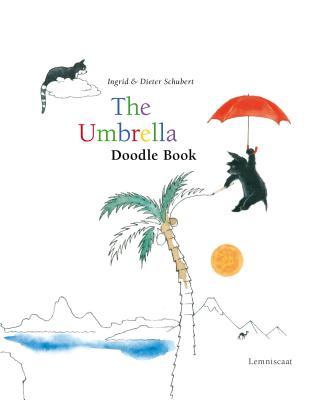 The Umbrella Doodle Book, Schubert, Dieter