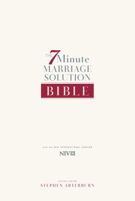 Image for The 7-Minute Marriage: Devotional Bible (The 7 Things That Matter Most)