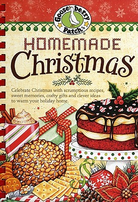 "Image for ""Homemade Christmas: Tried & true recipes, heartwarming memories and easy ideas for savoring the best of Christmas. (Seasonal Cookbook Collection)"""