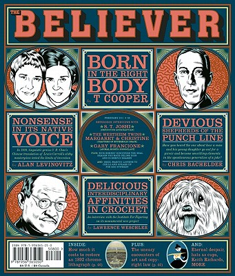 The Believer, Issue 78: February 2011