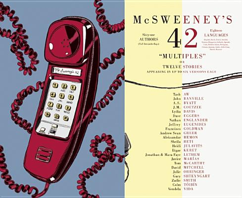 Image for McSweeney's Issue 42 (McSweeney's Quarterly Concern)