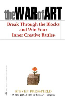 Image for The War of Art: Break Through the Blocks and Win Your Inner Creative Battles