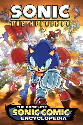 Image for The Complete Sonic the Hedgehog Comic Encyclopedia