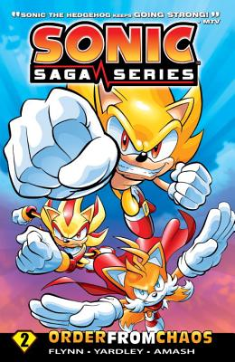 Image for Sonic Saga Series 2: Order from Chaos