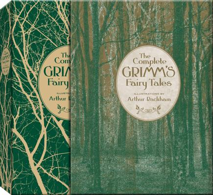 Image for The Complete Grimm's Fairy Tales (Knickerbocker Classics)