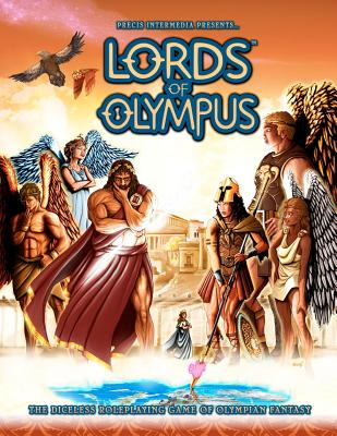 Lords of Olympus: The Diceless Roleplaying Game of Olympian Fantasy, The RPGPundit
