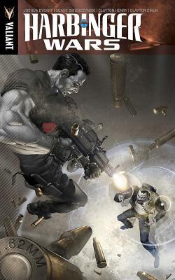 Image for HARBINGER WARS 1