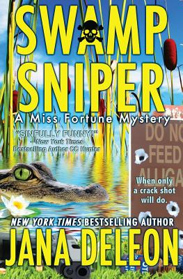 Image for Swamp Sniper (A Miss Fortune Mystery) (Volume 3)