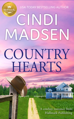 Image for Country Hearts: A cowboy romance from Hallmark Publishing