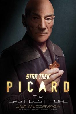 Image for STAR TREK: PICARD: THE LAST BEST HOPE