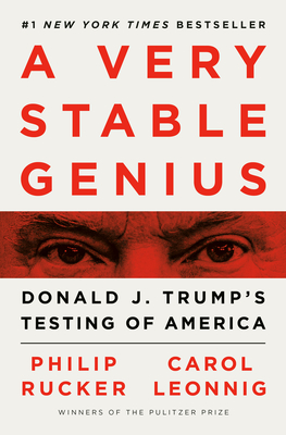 Image for A Very Stable Genius: Donald J. Trump's Testing of America