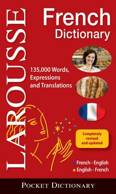 Image for Larousse Pocket French-English/English-French Dictionary
