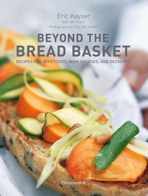 Image for BEYOND THE BREAD BASKET: Recipes for Appetizers, M