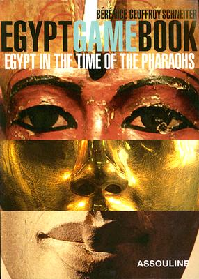 Image for EGYPT GAME BOOK