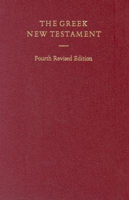 Image for The Greek New Testament (Third Edition)