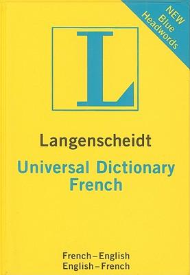 Langenscheidt Universal Dictionary French, Langenscheidt