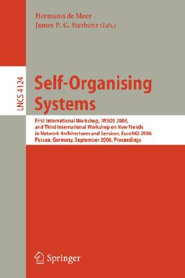 Image for Self-Organizing Systems (Lecture Notes in Computer Science)