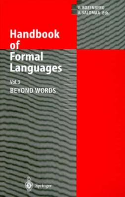 Image for Handbook of Formal Languages: Volume 3. Beyond Words