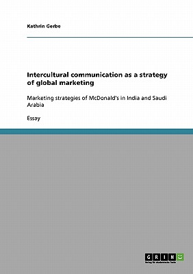 Intercultural communication as a strategy of global marketing, Gerbe, Kathrin